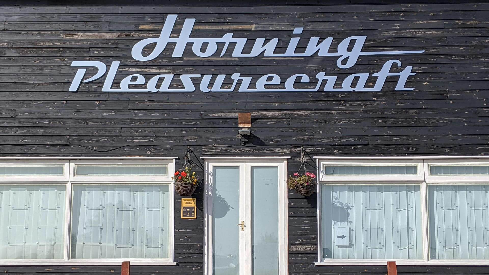 Horning Pleasurecraft